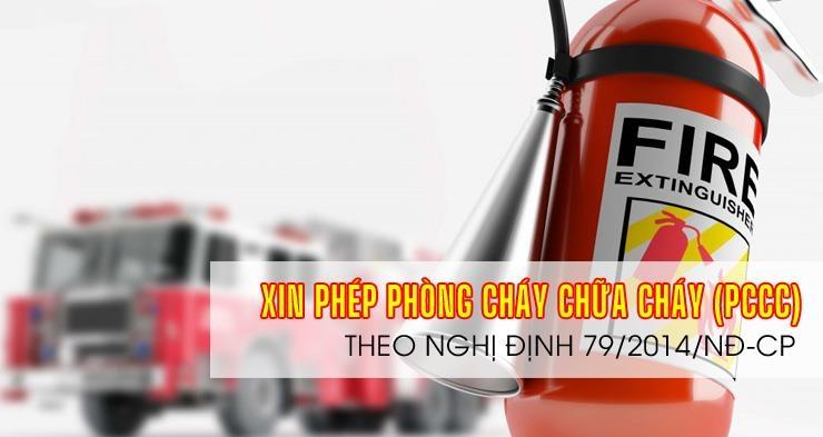 ATV-Dịch vụ xin giấy phép phòng cháy chữa cháy (PCCC) theo Nghị định 79/2014/NĐ-CP