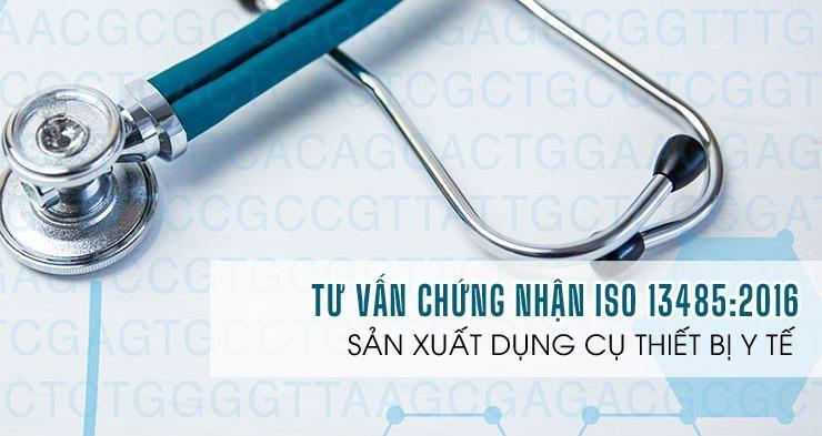 ATV-Tư vấn chứng nhận tiêu chuẩn thiết bị y tế ISO 13485:2016