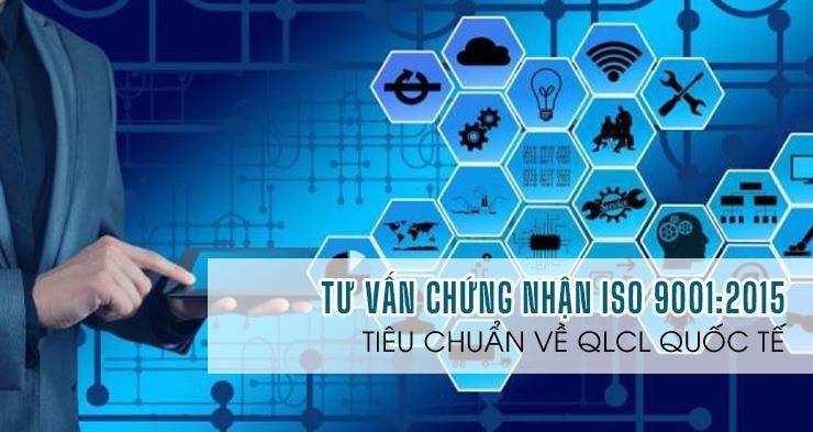 ATV-Tư vấn chứng nhận tiêu chuẩn Quản lý chất lượng ISO 9001:2015
