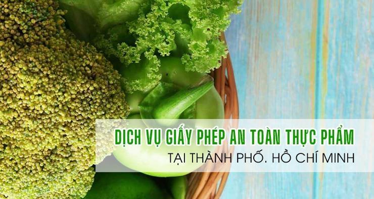 ATV-Xin giấy phép an toàn thực phẩm tại Q. Bình Thạnh bảo đám ra chứng nhận